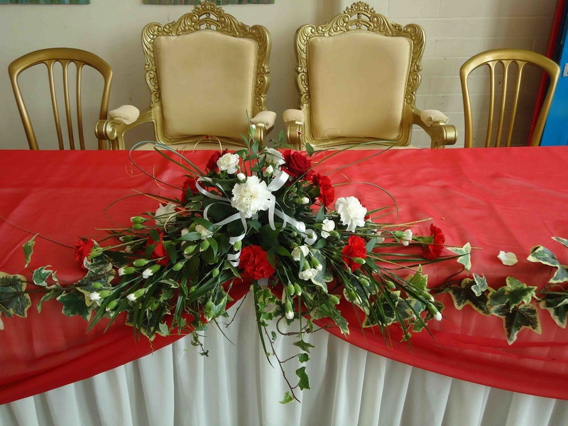 Wedding Stages hire 2