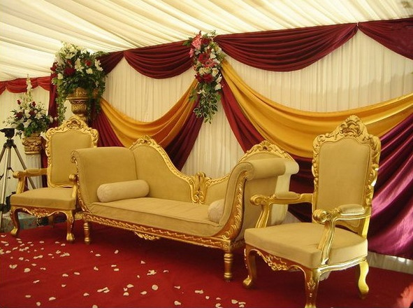 Wedding Stages hire 4