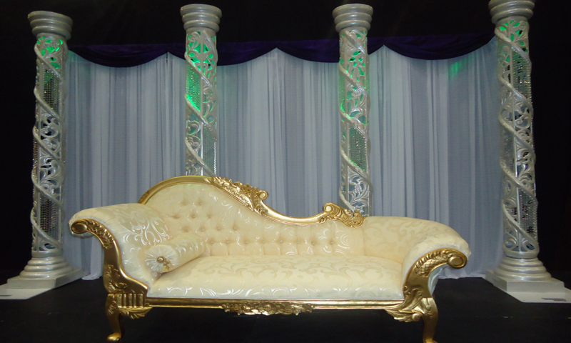 Wedding Stages hire